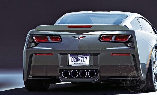 RENDERED SPECULATION: If This Is The BEST Corvette Rendering SO Far, Does It Get Two Thumbs UP or DOWN?