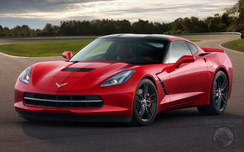 VIDEO: Not Feeling the 2014 Chevrolet Corvette's Vents? There's Plenty Of Good Reasons For Them...