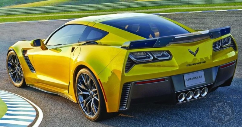 DRIVEN + VIDEO: The FIRST Review Of What May VERY WELL Be The BEST American Car, Ever — The All-New Chevrolet Corvette Z06