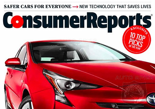 VIDEO: Consumer Reports Names Its MOST Reliable Automakers — The Top Ranking Co.'s Sound Right To You?
