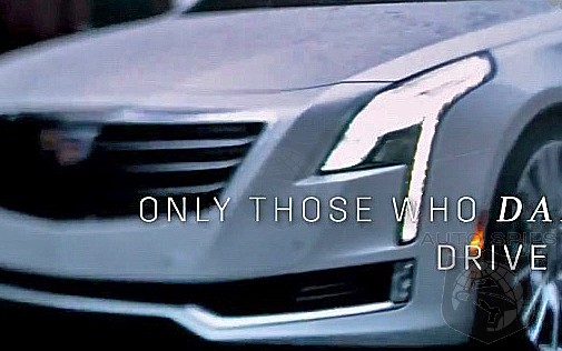 Cadillac Commercial CT6