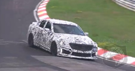 SPIED + VIDEO: SEEN & HEARD! The Cadillac CTS-V Sounds MONSTROUS Working The Switchbacks