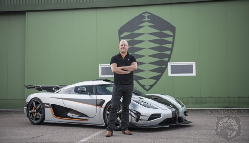 NEW YORK AUTO SHOW: Koenigsegg Gets Ready To Land Back In North America via The BIG Apple