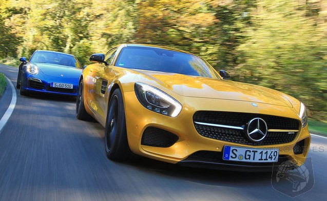 CAR WARS! WHICH German Sports Car Claims The Throne? Mercedes-Benz AMG GT S vs. Porsche 911 Turbo?