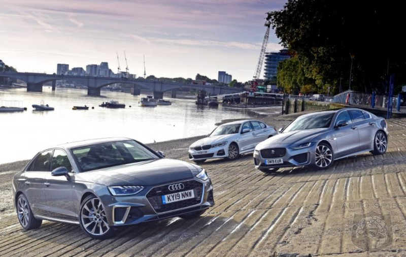 CAR WARS Which Entry level Luxury Sedan Gets The W 3 Series vs XE vs A4