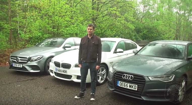 CAR WARS How Does The AllNew 2017 MercedesBenz EClass Compare