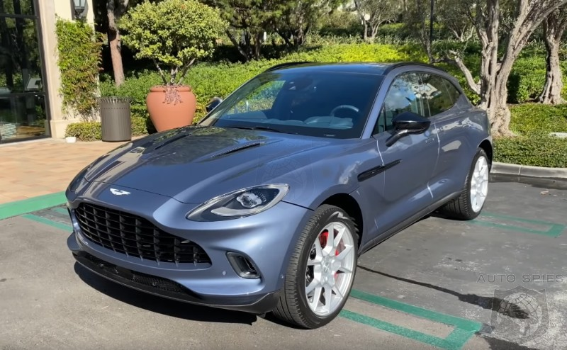 Video Doug Demuro Goes Deep On The All New Aston Martin Dbx Is It A Stud Or Dud Autospies Auto News