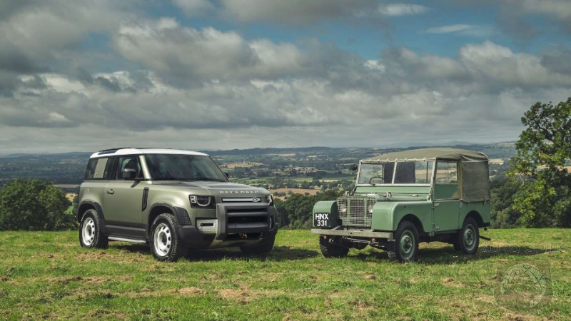 The Old Defender Was An AMAZING, Utilitarian Jewel. Is The All-new One Just A Land Rover PRETENDER?