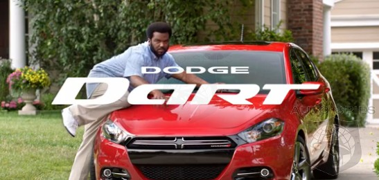 VIDEO: Craig Robinson From The Office Stars In NEW Spots To Give The Dodge Dart Some JUICE