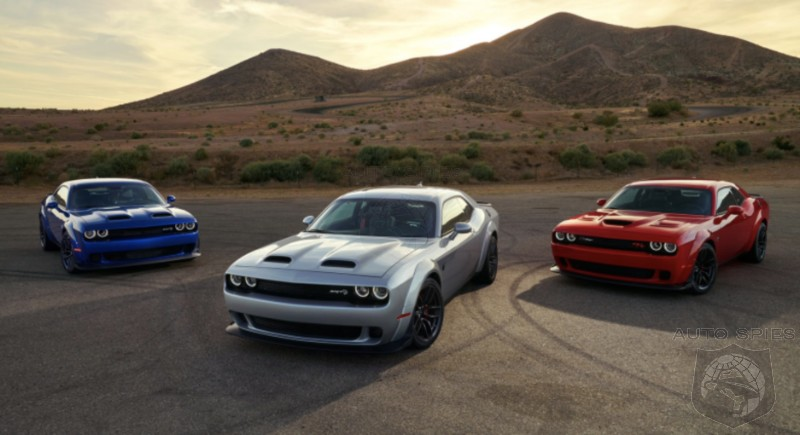 Will The DUMBEST Move EVER Be To Electrify American Muscle Cars