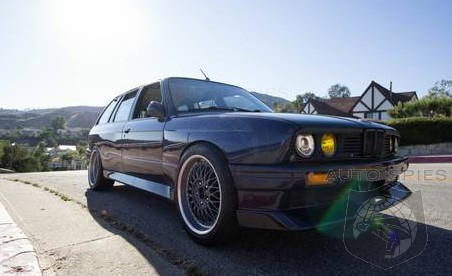 WEIRD and WONDERFUL: EXTREME BMW Makeover — An E30 BMW