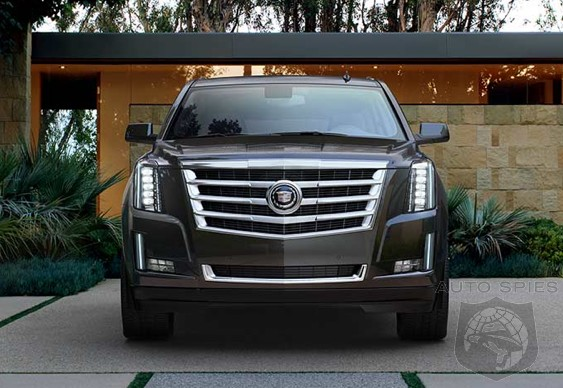Driven Video So How Is The Cadillac Escalade Esv Really Worth