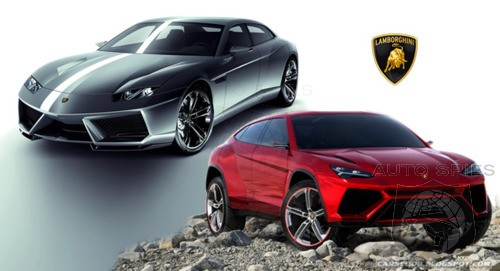 If It Comes Down To Lamborghini EXPANDING Its Lineup & YOU Can Pick Only One, Do YOU Go For The Estoque Or Urus?