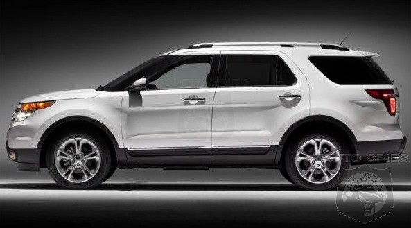 ford explorer range rover evoque separated at birth. Black Bedroom Furniture Sets. Home Design Ideas