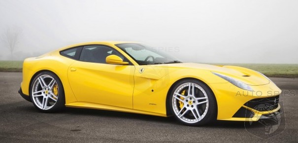 VIDEO: This Is A STOCK Ferrari F12 Berlinetta From Idle To OVER 2.....