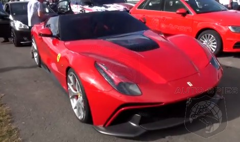 VIDEO: SEEN And HEARD — BEST Footage Of The All-New, One-Off Ferrari F12 TRS
