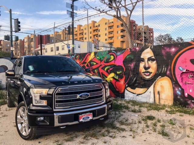 An Agent ADDS To His Fleet We Welcome The 2017 Ford F 150 The Best Way We Know How