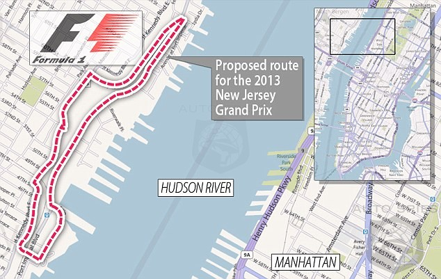 To Be Or NOT To Be? Will New Jersey Host An F1 Race In 2013?