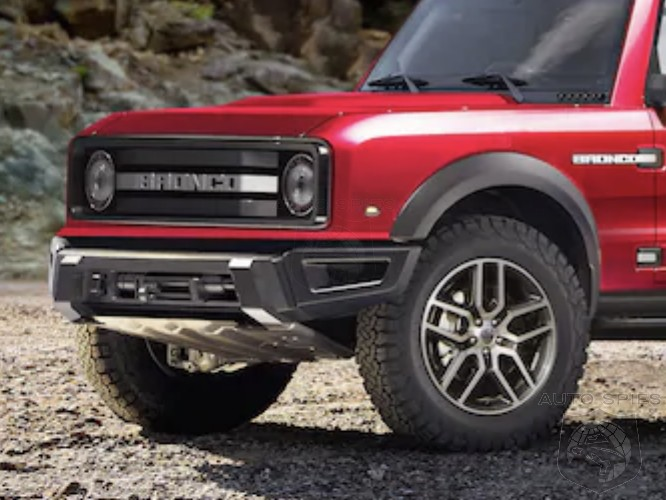 At The END Of The Year, Which Ride Will Have Captured MOST Of The Buzz? CORVETTE or BRONCO?