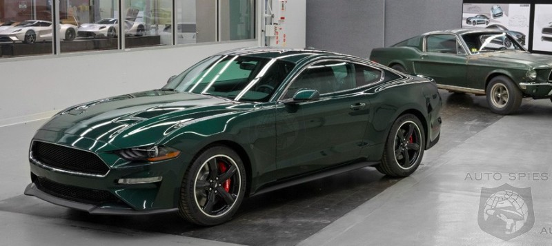 #NAIAS: The BULLITT Is BACK, NEW and OLD! EVERYTHING You Need To Know About The All-new Bullitt