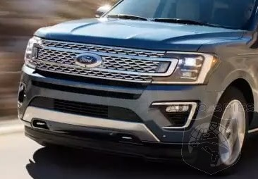 RUMOR: FIRST Look At The All-new Ford
