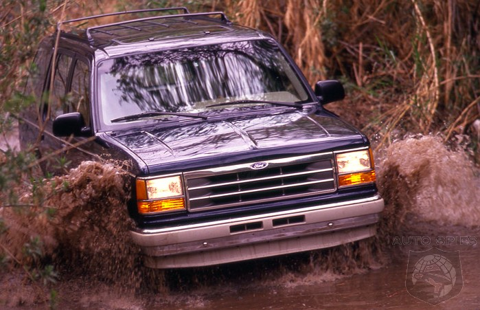 RAISE and PRAISE: Are THESE Four Vehicles The MOST IMPORTANT Autos Of The Past 30 Years?