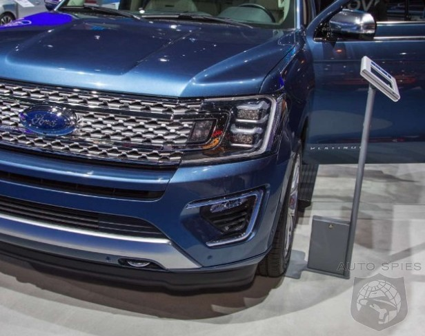 #NYIAS: Get Better Acquainted With The Poor Man's Lincoln Navigator, The Ford Expedition, With These In-Person Pics
