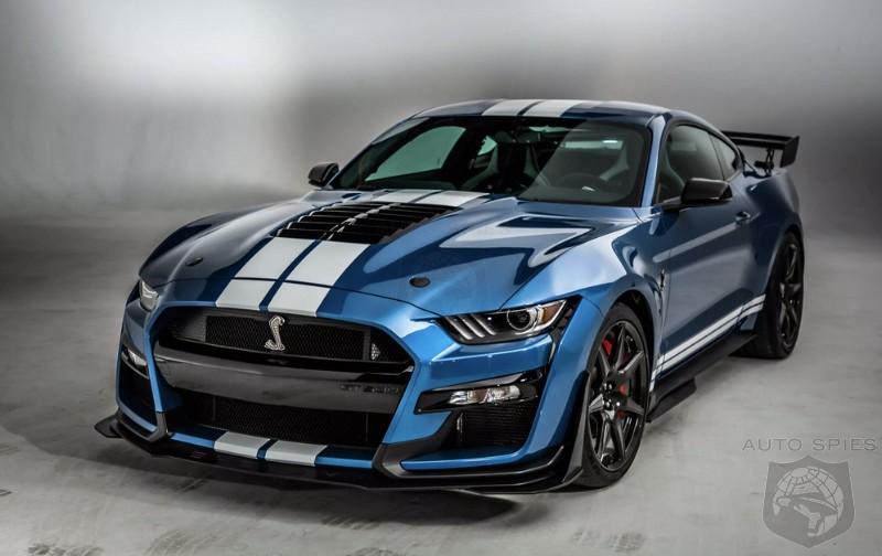 DRIVEN + VIDEO: It's D-Day! The 2020 Ford Mustang Shelby GT500 Reviews Are OUT — So, What's The VERDICT?