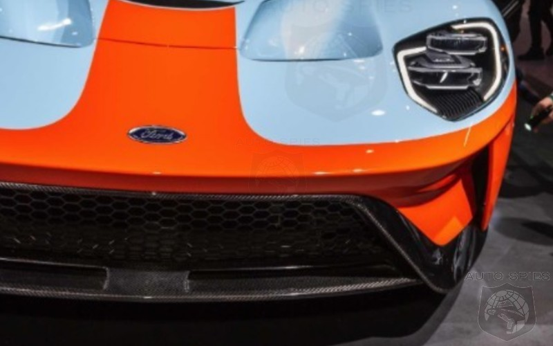 #NYIAS: AWESOME or AWFUL? Does The Gulf Livery WORK On The Latest Ford GT?