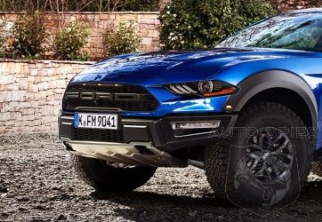 A Rugged Four Door Coupe Ford Mustang Is Coming What
