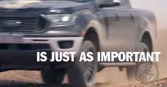 VIDEO: Ford Gives Us An Idea Of What It's Putting The All-new, 2019 Ranger Through BEFORE It Hits Showrooms — Torture