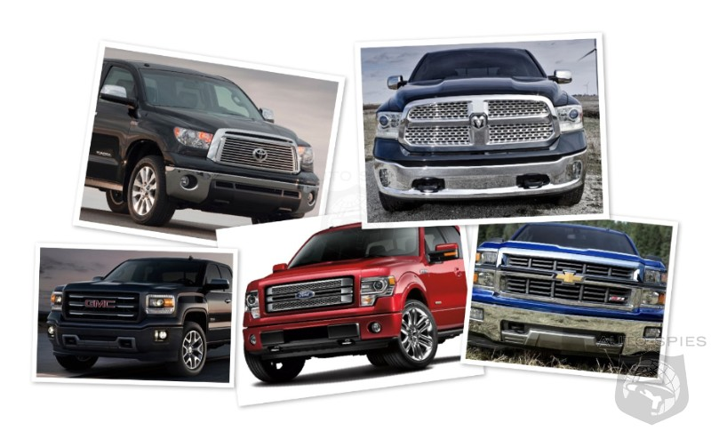 WHO Has The Most Beautiful Face In Trucks NOW?