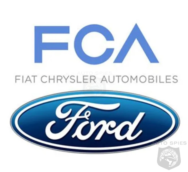 Ford And FCA Talked M&A — What Union Do YOU Think Would Actually Be Mutually Beneficial For Ford And A Partner?