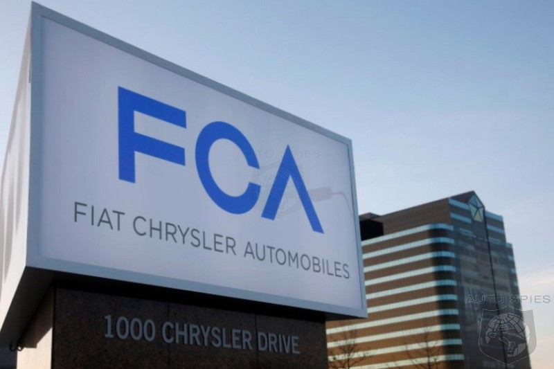 Fiat Chrysler Automobiles' Future Is A Bit Murky With No BIG Deal On The Table
