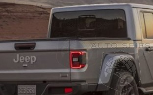 #LAAutoShow: LEAKED! The All-new Jeep Gladiator Is Fully EXPOSED Before Its LA Debut