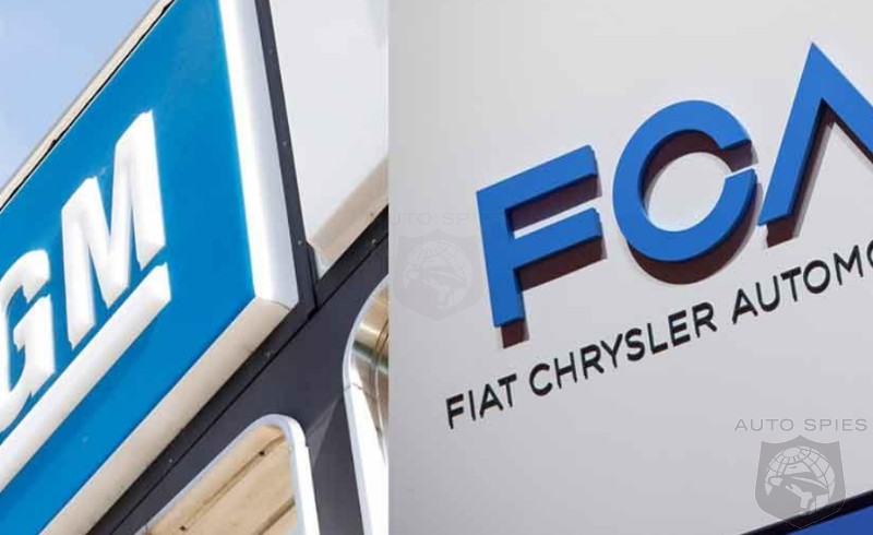 FCA Files Motion To DISMISS GM Racketeering Lawsuit Tied To Allegedly Rejected Merger