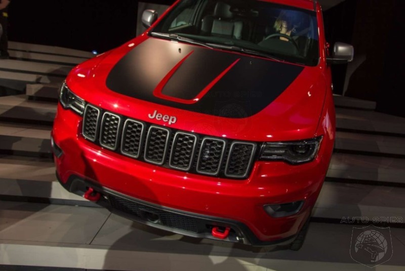 Nyias Leaked The Jeep Grand Cherokee Trailhawk Is Here