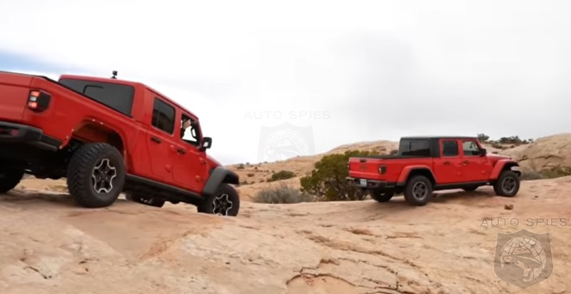 DRIVEN + VIDEO: So, Is The All-new Jeep Gladiator MORE Than A Wrangler With A Pick-up Truck Bed?