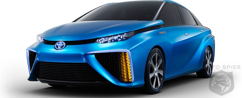 With Electric Vehicles On The RISE, Toyota Puts Its Neck On The Line And Heads In A TOTALLY DIFFERENT Direction — AND They'll Be Here SOON