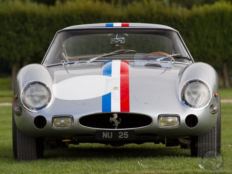 WOW! A Very, Very Special Ferrari 250 GTO Just Sold For $80