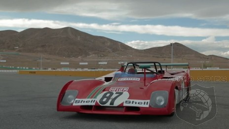 VIDEO: A Ferrari V12 And