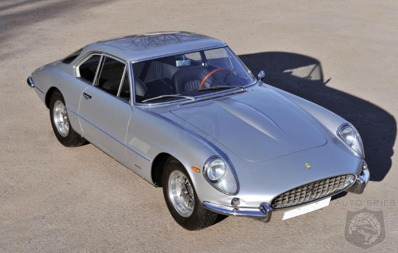 Would YOU Want THIS Ferrari For About $3 Million? The Ferrari 400 Superamerica Aerodinamico LWB