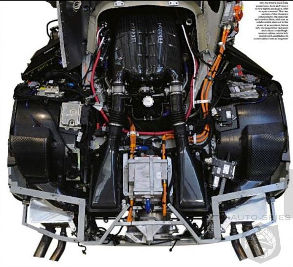 REVEALED! So, THAT's The All-New Ferrari Enzo Successor's V12 Motor! Does This Mark The Demise Of The N/A, Non Hybrid V12?