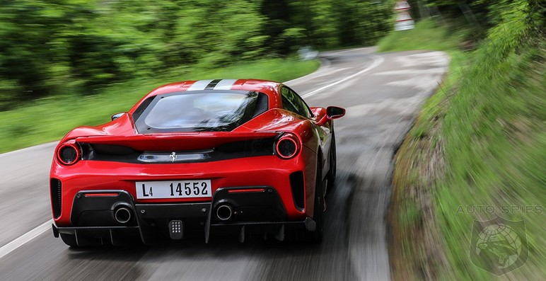 DRIVEN: So, What's The All-new Ferrari 488 Pista REALLY Like? BEST V8 Ferrari, Ever?