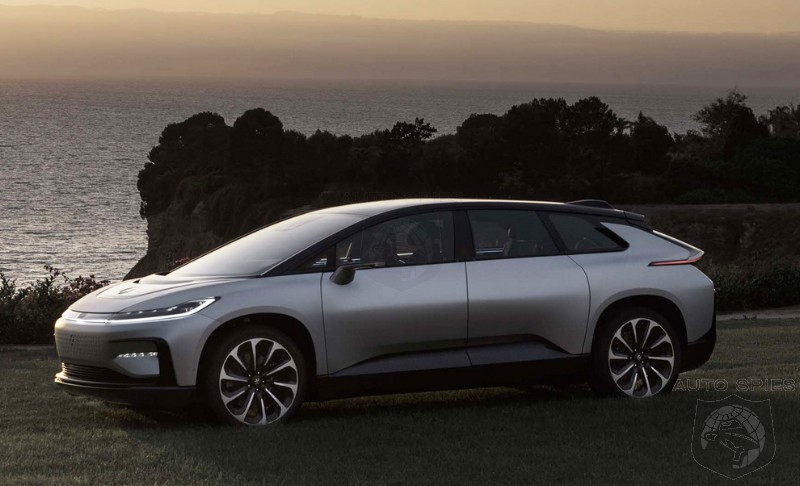 Should We Be SURPRISED? Faraday Future's...FUTURE...Hangs In The Balance Of Its Founder And Former CEO's Bankruptcy Proceedings