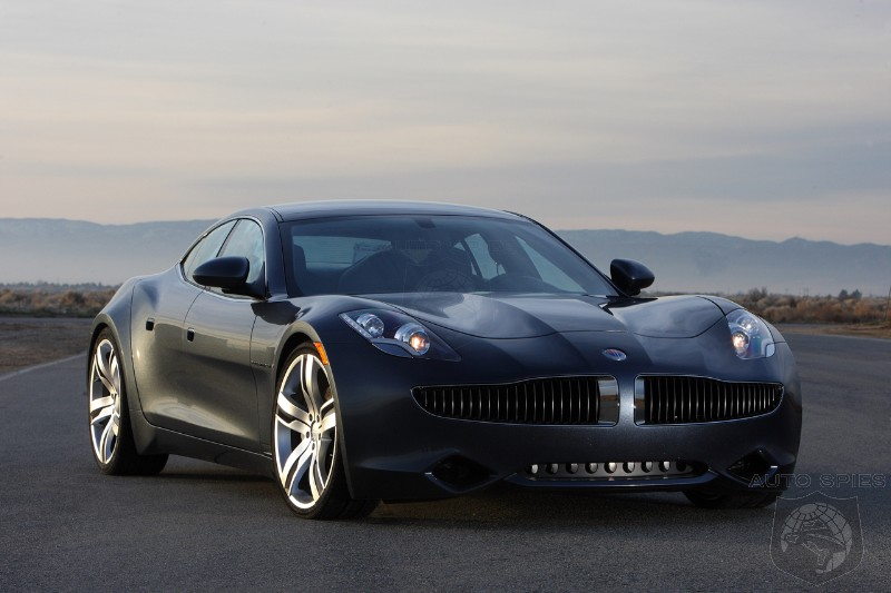 Fisker Hybrid Project Having Tough Times?