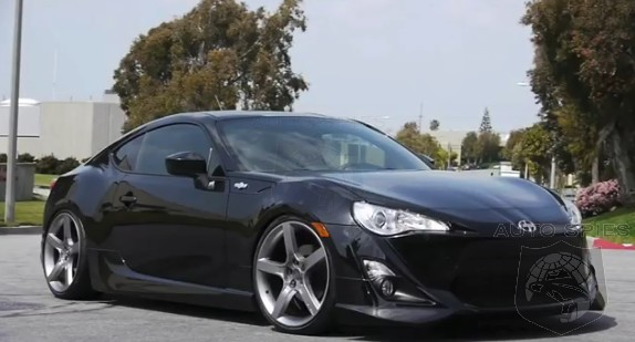 VIDEO: TEASED! Five Axis Spiffs Up The Scion FR-S - Thumbs UP or Thumbs DOWN?