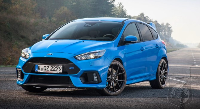 DRIVEN + VIDEO: Is The Ford Focus RS Really Worth $40,000?