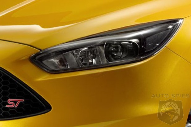 TEASED + VIDEO! Goodwood Or Bust! 2015 Ford Focus ST Set To Take A Bow