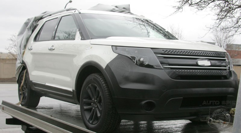 spied the return of the ford explorer do you think it. Black Bedroom Furniture Sets. Home Design Ideas
